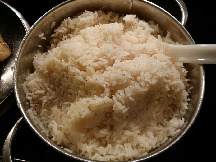 Hainan Chicken rice