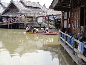 Pattaya, Floating Market