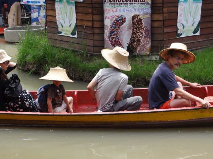 Heritage Floating Market, South Pattaya