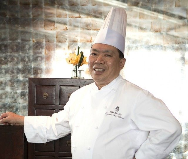 Chinese Chef Chan Yan Tak