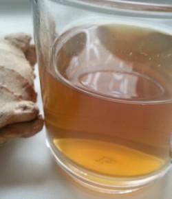 Lemongrass ginger herbal tisane – My Cup 茶馆