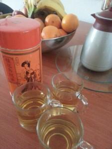 Gui Hua Cha - 桂花烏龍茶