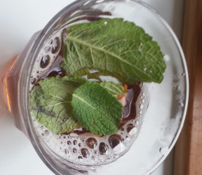 Moroccan Mint Tea my style