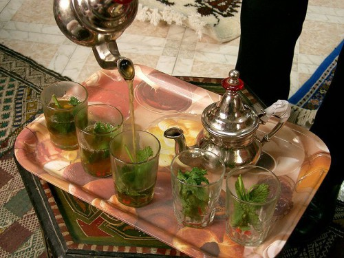 Tangier Mint Tea