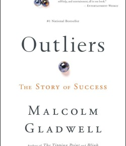 Book: Outliers, the Story of Success by Malcolm Gladwell