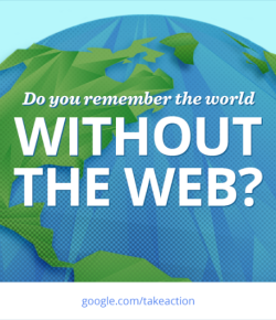 Where would we be without the Web?