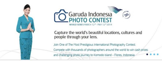 Garuda Indonesia Photo Contest 2014