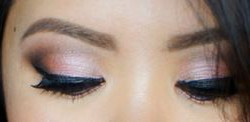 Rose Smokey Eyes by Kirei Makeup