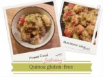 Quinoa Tabbouleh Salad, gluten free