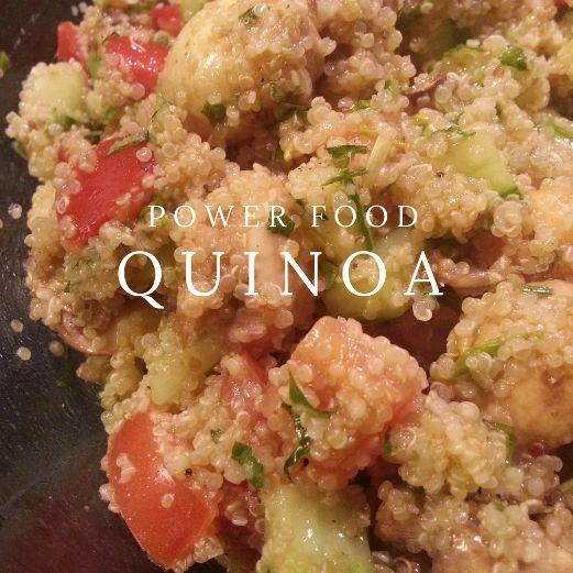 Quinoa Power food