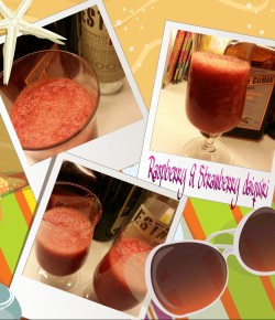 Summer is coming, Berry&Berry Daiquiri!!