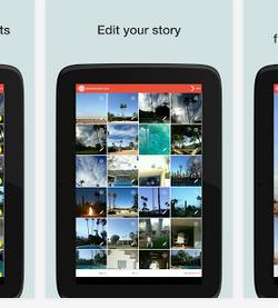 New photo video app