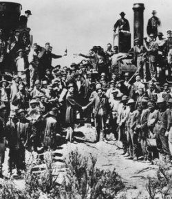 Honoring the Chinese Railroad Workers; U.S. Labor Hall of Honor