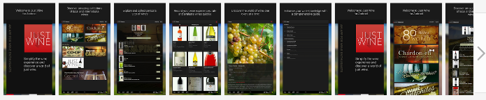 Just Wine   Android apps op Google Play