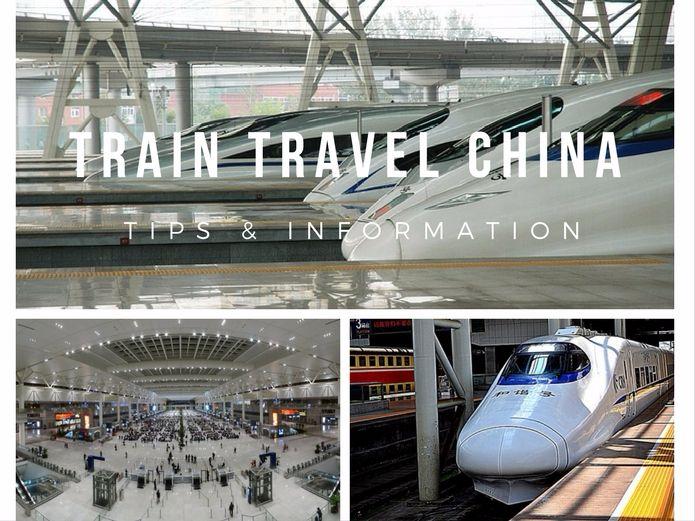 Train Travel China