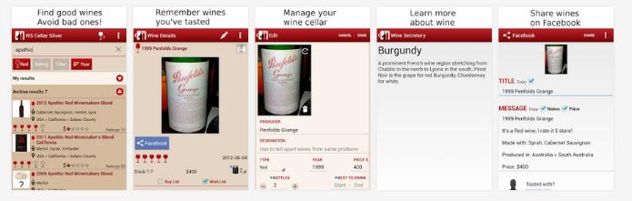WS   Wijn en wijnkelder   Android apps op Google Play