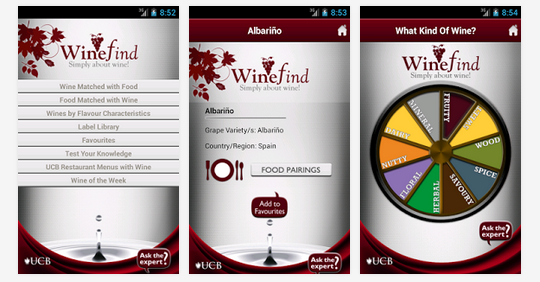 Wine Find   Android apps op Google Play