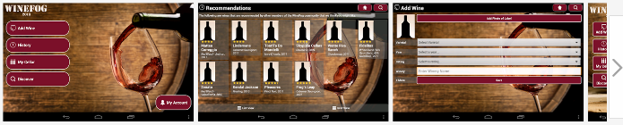 Wine Fog Android apps op Google Play