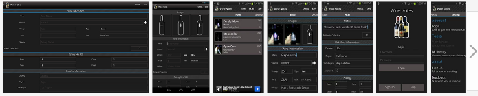 Wine Notes Android apps op Google Play