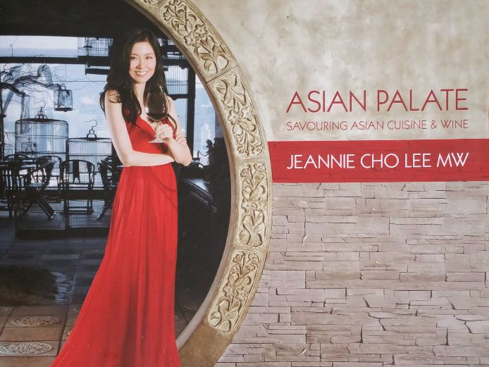 #1 Asian cuisine Wine book; Asian Palate