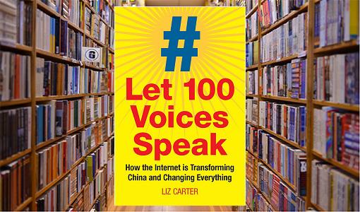 Let 100 Voices Speak by Liz Carter