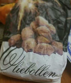 Oliebol, typical Dutch food or an ignoramus