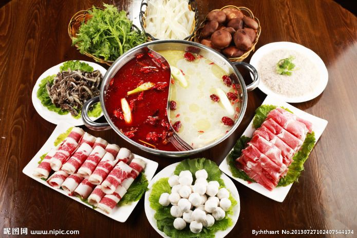 Double Lovers Hotpot 鸳鸯火锅
