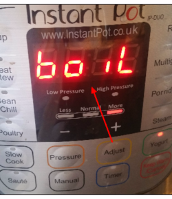 Gebruikstips Instant Pot DUO 7-1: Yoghurt functie