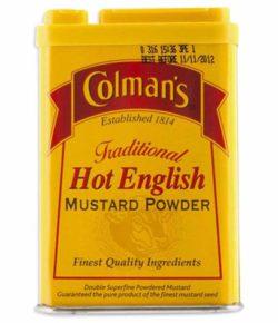 Colman's mosterdpoeder sinds 1814