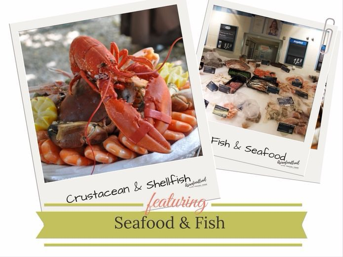 Seafood and Fish, Asianfoodtrail